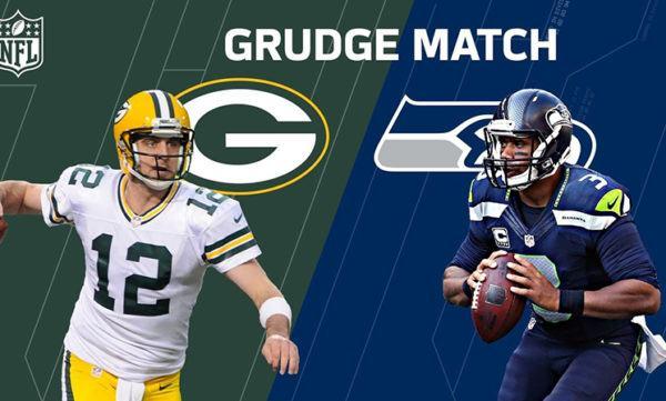 Seahawks vs Packers live stream