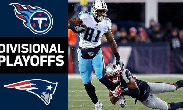 Titans vs Patriots live stream