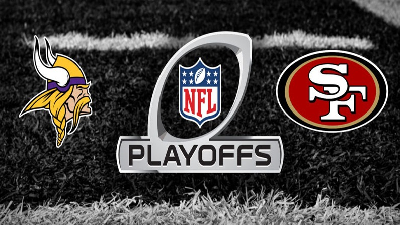Vikings vs 49ers live stream