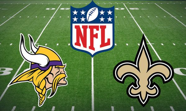 Vikings vs Saints live stream