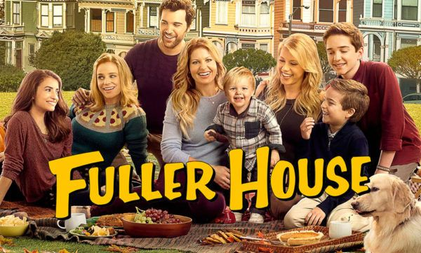 Cast of Fuller House