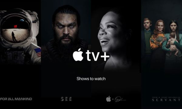 shows on apple tv plus