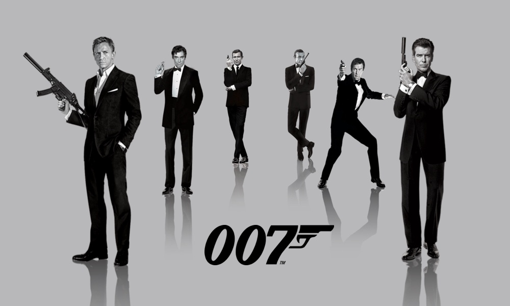 Stream James Bond
