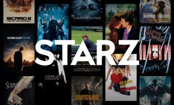movies on starz