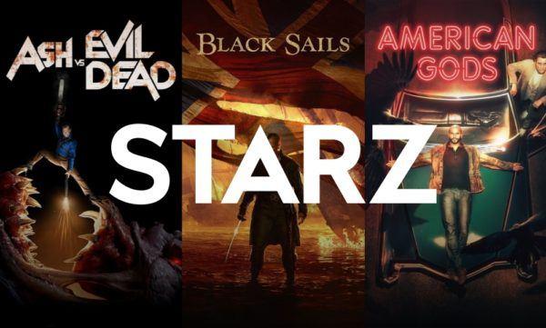 starz shows