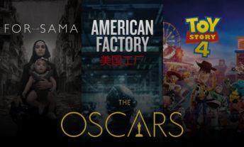 2020 oscar nominated movies