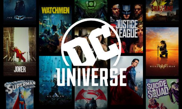 dc universe streaming guide