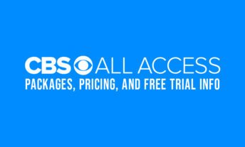 CBS All Access packages, pricing and free trial info
