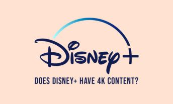 Does Disney+ have 4K content?