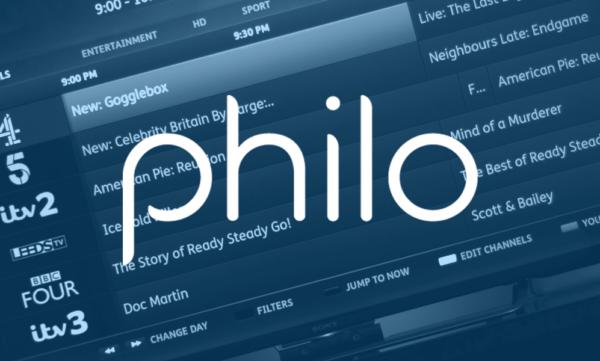 Philo channel list