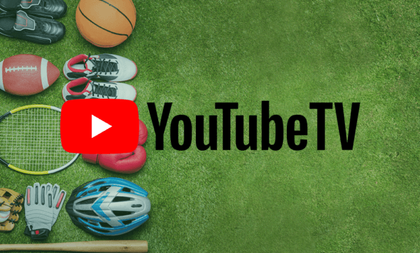 YouTube TV sports channels